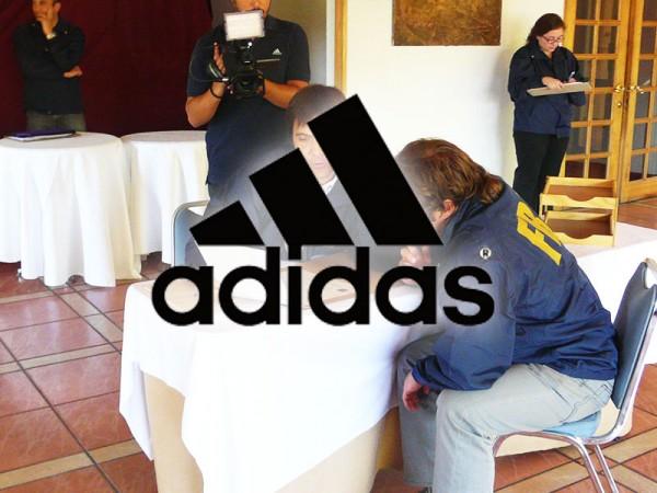 Addidas Chile